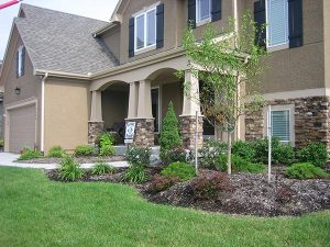 home residential landscaping