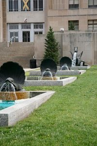 water fountain structures